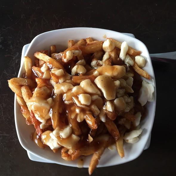 Poutine @ Java U Mcgill