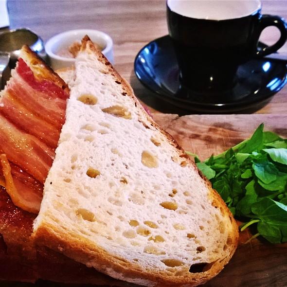 Bacon Sandwich @ Mr Buckleys
