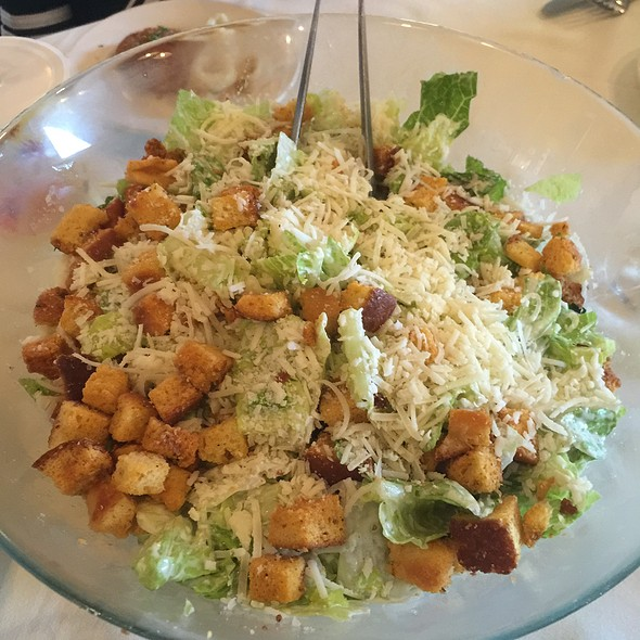 Family Size Caesar Salad - Christine's of Yardley, Yardley, PA