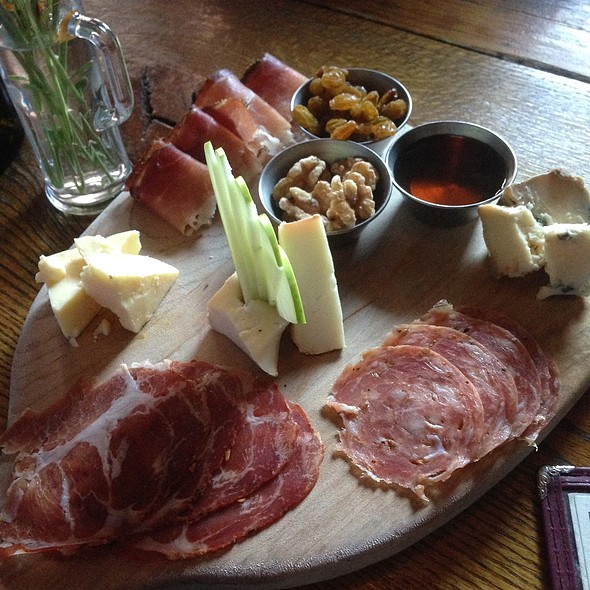 Meat And Cheese Plate - Randolph Beer, New York, NY