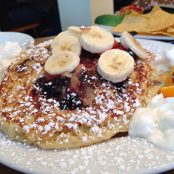 pancakes @ Tannersville General Store