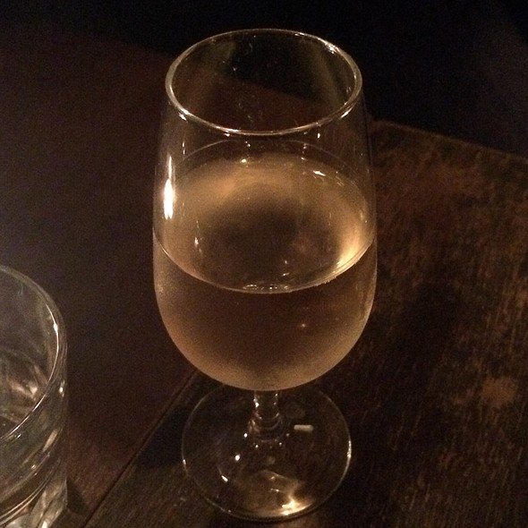 Chardonnay @ La Bascule