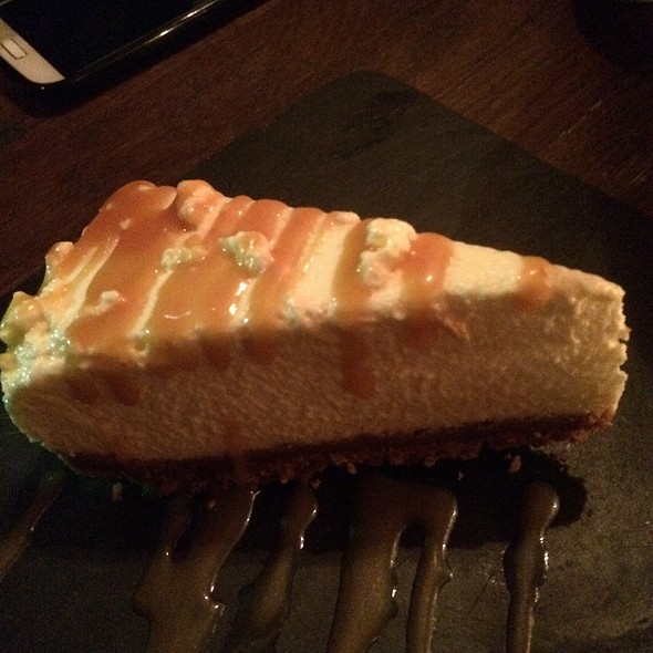 Salted Caramel Cheese @ La Bascule