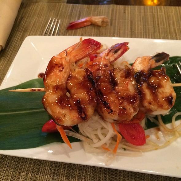 papaya Salad With Shrimp