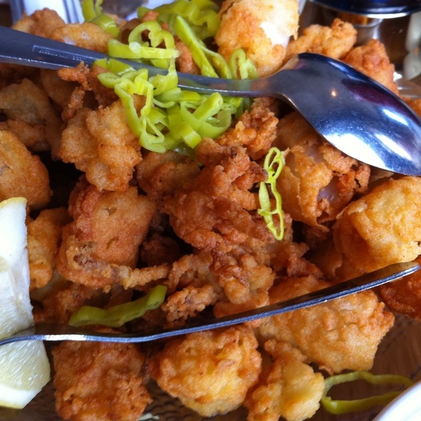 Fried Calamari - Lynnhaven Fish House, Virginia Beach, VA