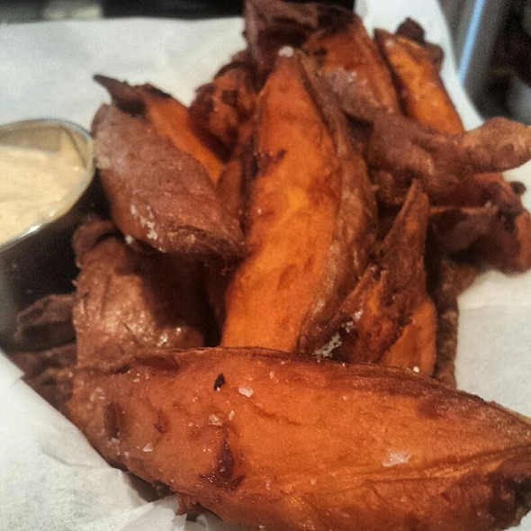 Sweet potato fries @ Zingerman's Roadhouse