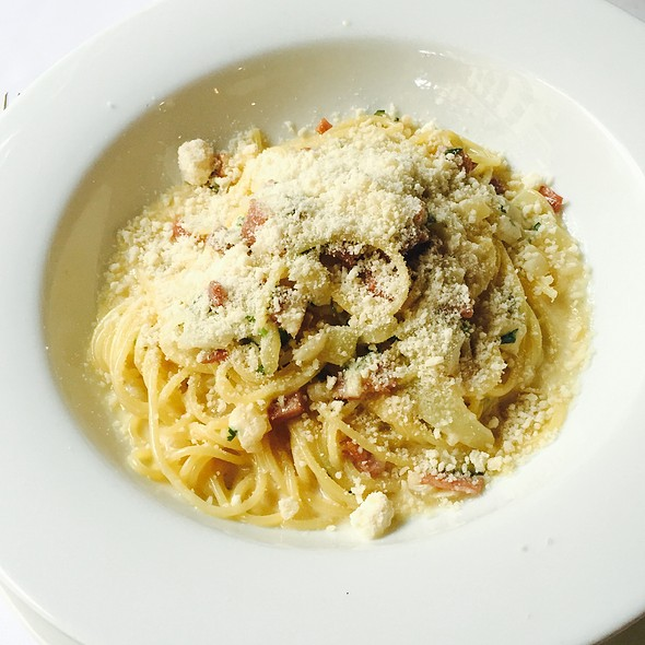 Carbonara - Nello, New York, NY