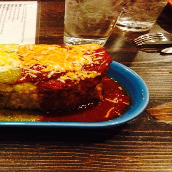 Californian Burrito @ Verde
