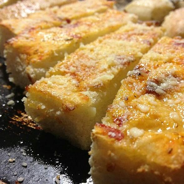 Homemade Bread - La Casa Italian Grill, Alpharetta, GA