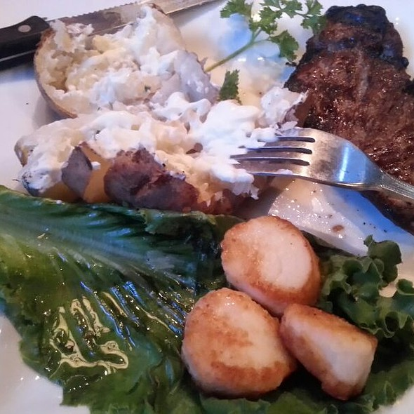 Surf & Turf - Frank's Steak House, Cambridge, MA