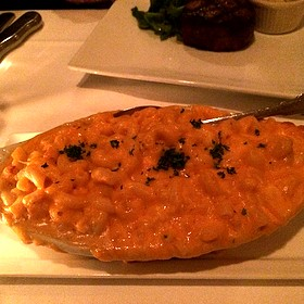 Lobster Mac N'cheese - Capitol ChopHouse, Madison, WI