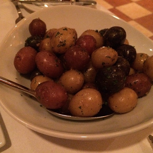 Roasted potatoes - Capitol ChopHouse, Madison, WI