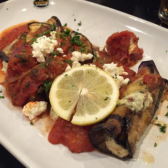 Acropolis greek taverna menu tampa fl foodspotting for Acropolis cuisine menu
