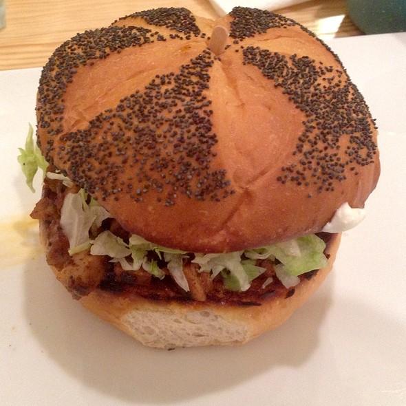 Sandwich Morita @ El Mercadito