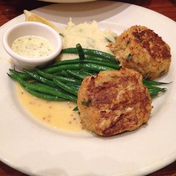 crabcake - Atlanta Fish Market, Atlanta, GA
