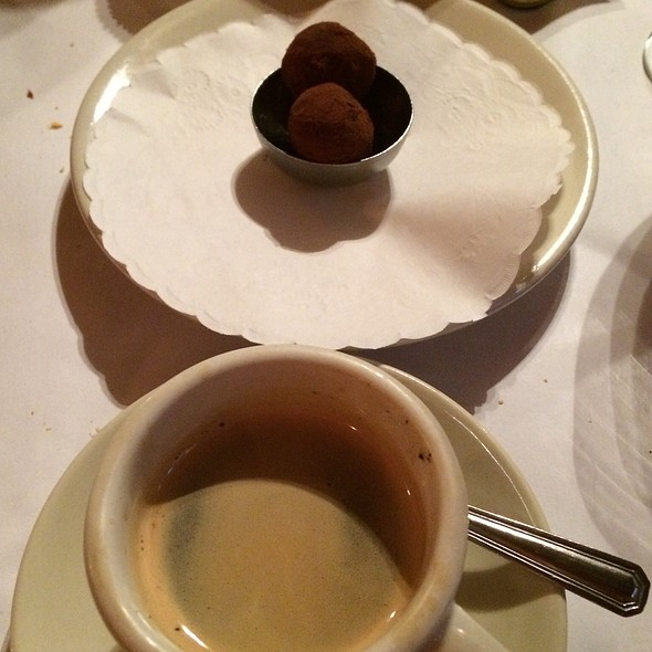 Chocolate Truffles & Espresso - Bistro d'OC, Washington, DC