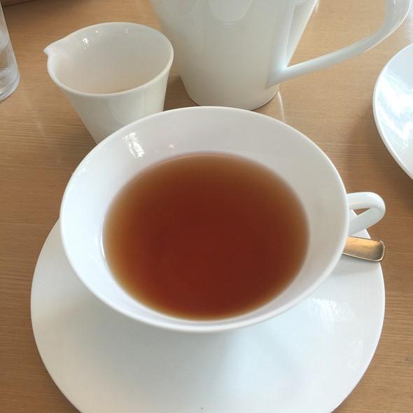Black Tea @ NEZUCAFE