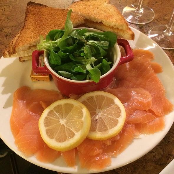 Salmon @ Hotel Jean Moët