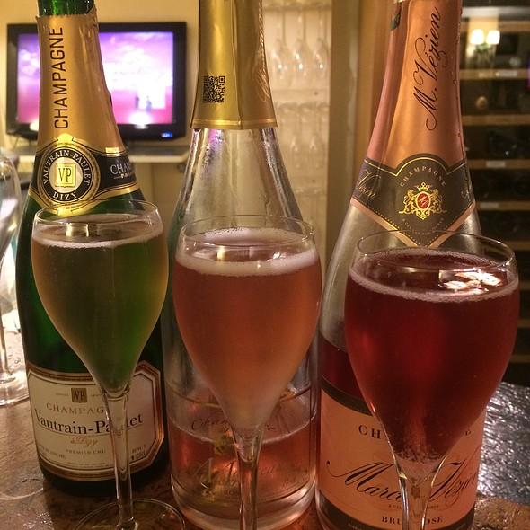 Champagne @ Hotel Jean Moët