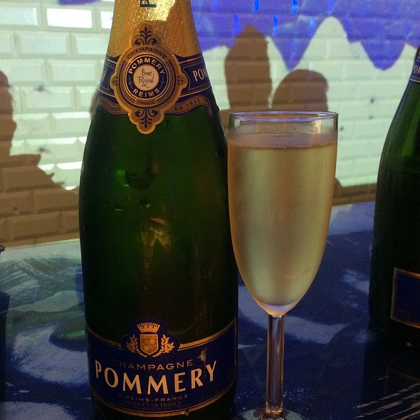 Champagne @ Champagne Pommery