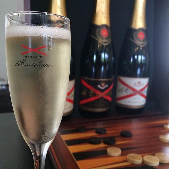Champagne @ Champagne De Castellane