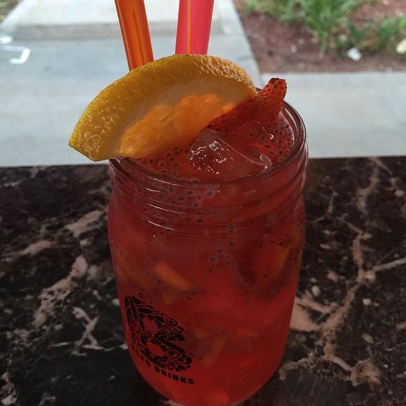 Sweet Pom Pom Jar @ Bobo Drinks