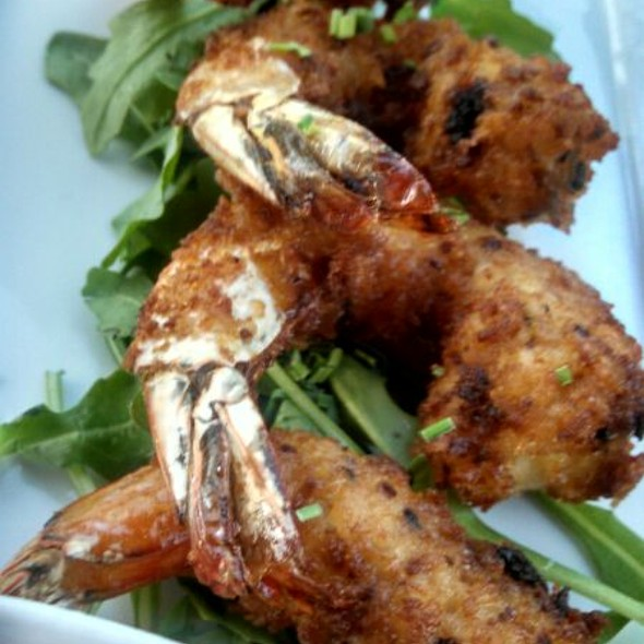 Coconut Shrimps - ELA'S On the Water, Hilton Head Island, SC