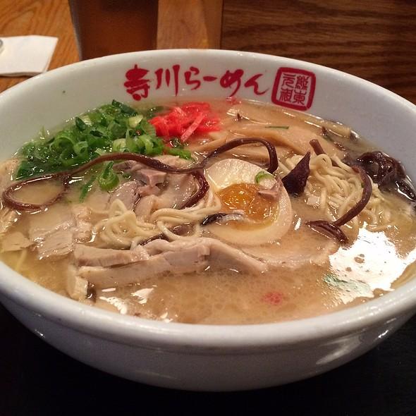 Terakawa Ramen @ Terakawa Ramen
