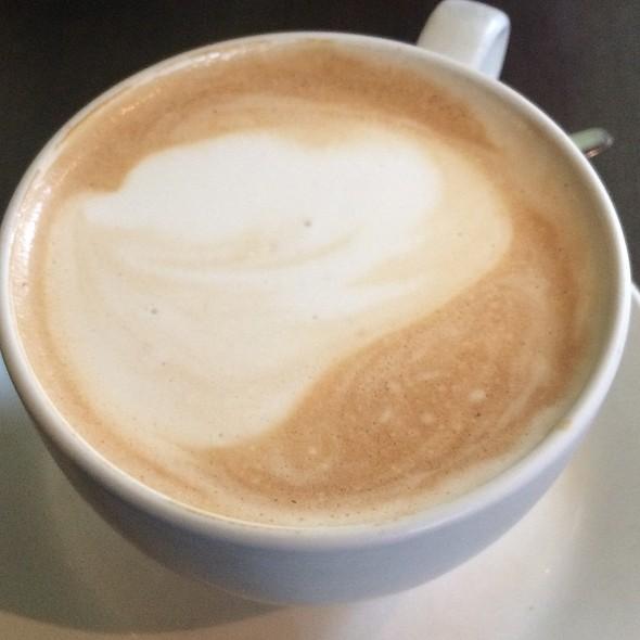 Latte @ Harry's Cafe Bar