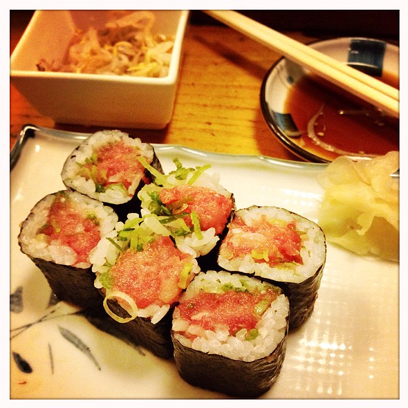 Fatty Tuna Roll