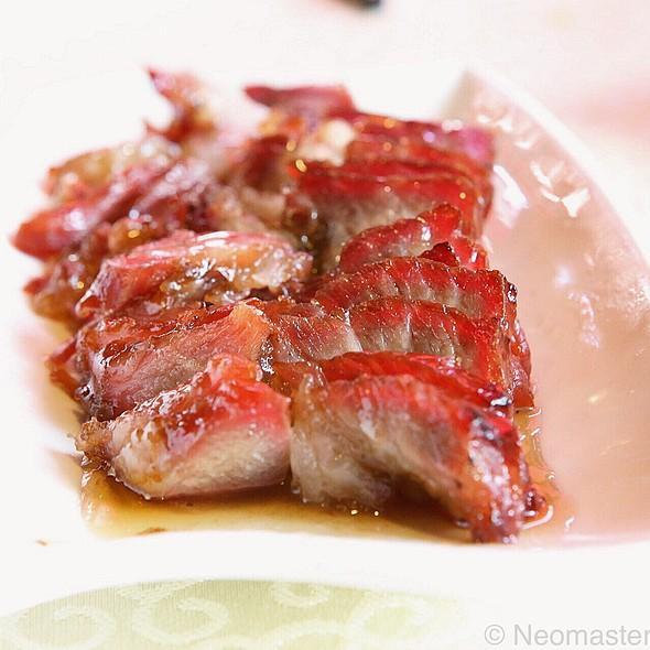Barbeque Pork @ Crab General Hee Kee