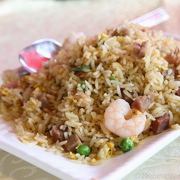 Fried Rice @ Crab General Hee Kee