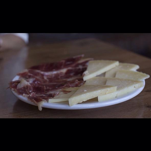 Manchego Cheese @ Restaurante Casa Pepe
