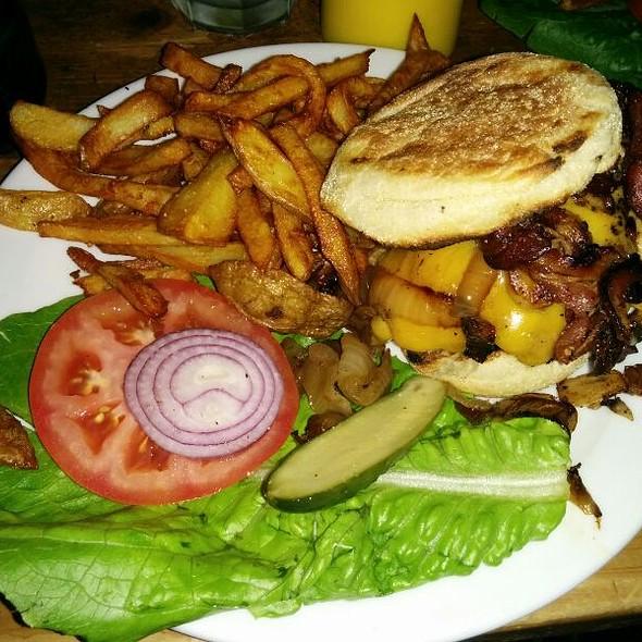 Da Woiks Burger