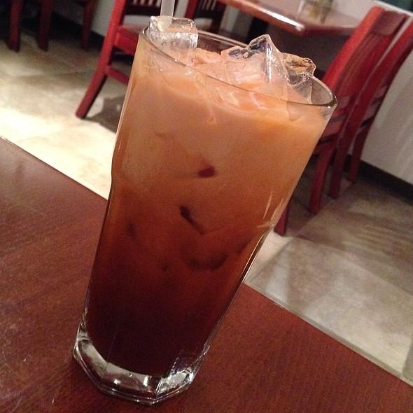 Thai Tea @ Wild Ginger