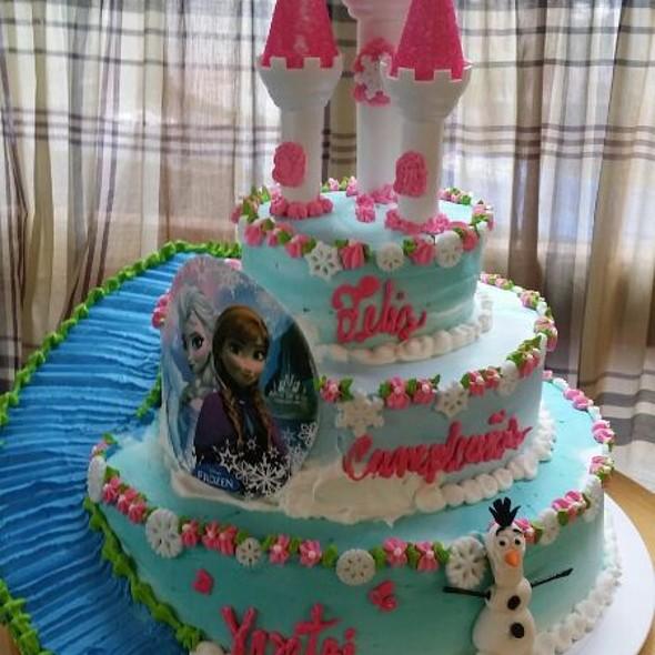 Cakes @ PASTELES FINOS DEL ANGEL