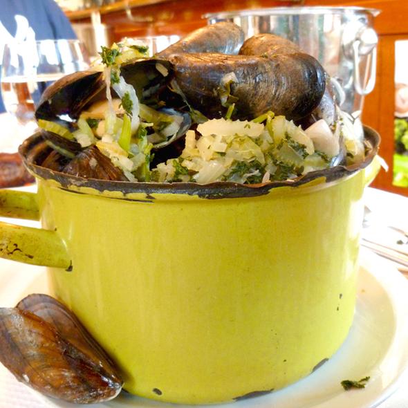Mussels @ bij den boer