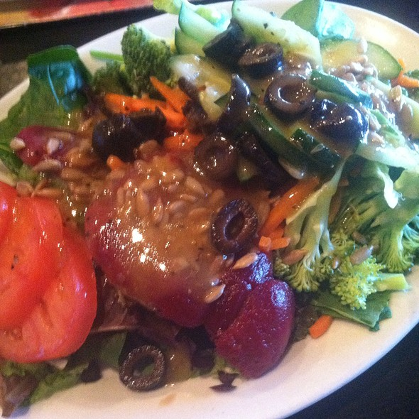 Salad Bar Creation  @ Ruby Tuesday