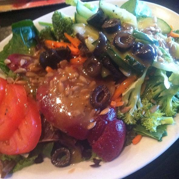 Salad Bar Creation  @ Ruby Tuesday