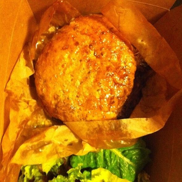 Brisket Sandwich @ Winslows Home
