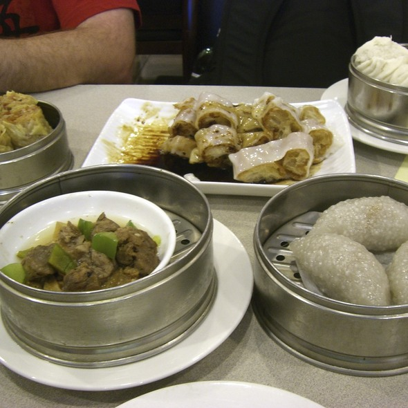 Dim Sum @ Buddha Bodai Vegetarian Restaurant