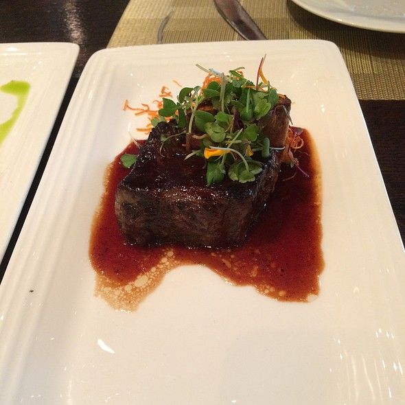 Shortribs @ Julian Serrano (Aria)