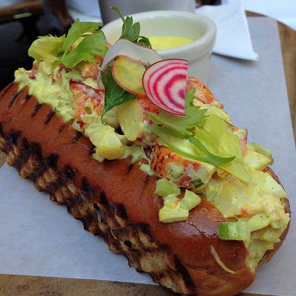 Lobster And Shrimp Roll - Brasserie Ruhlmann, New York, NY