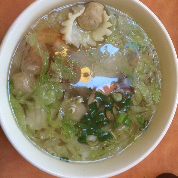 Pho Do Bien Hoac (Seafood Pho)
