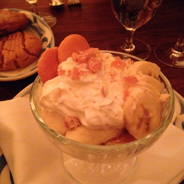 Banana Pudding - COMMERCE, New York, NY