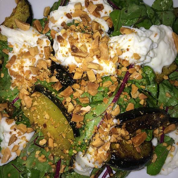 Salad With Buratta