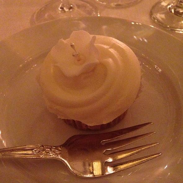 Pumpkin Cupcake @ Billy's Bakery