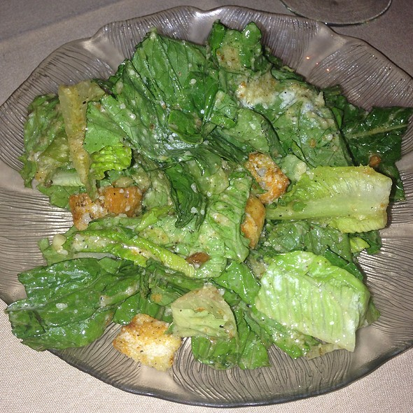 Caesar Salad - Bistro Romano, Philadelphia, PA
