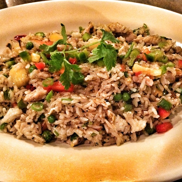 Chicken Fried Rice @ Thai Yum