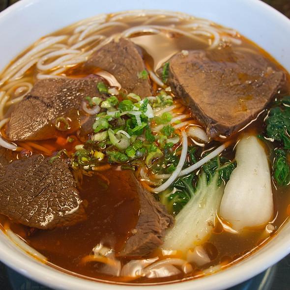 Hankow Beef Noodle @ Hankow Cuisine 一品香